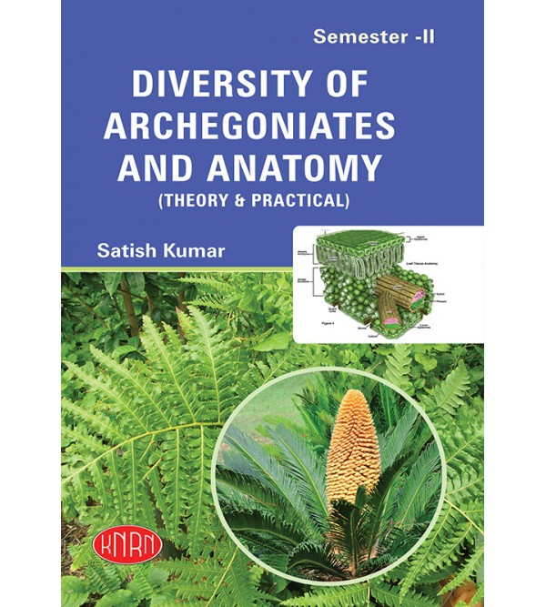 Diversity of Archegoniates & Anatomy (Theory & Practical)