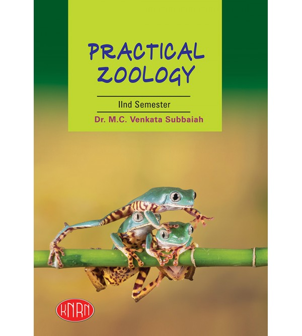 Practical Zoology Sem-I Andhra Edition