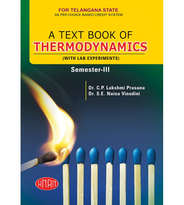 A Text Book of Thermodynamics (with Lab Experiments) Semester-III