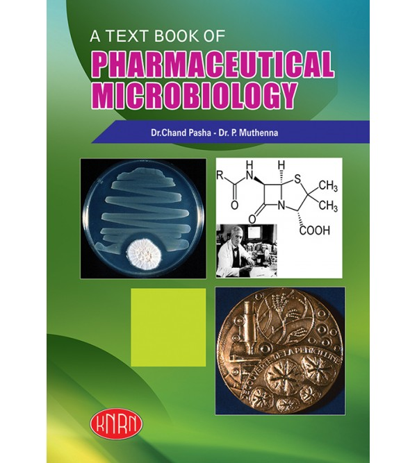 A TEXT BOOK OF PHARMACEUTICAL MICROBIOLOGY