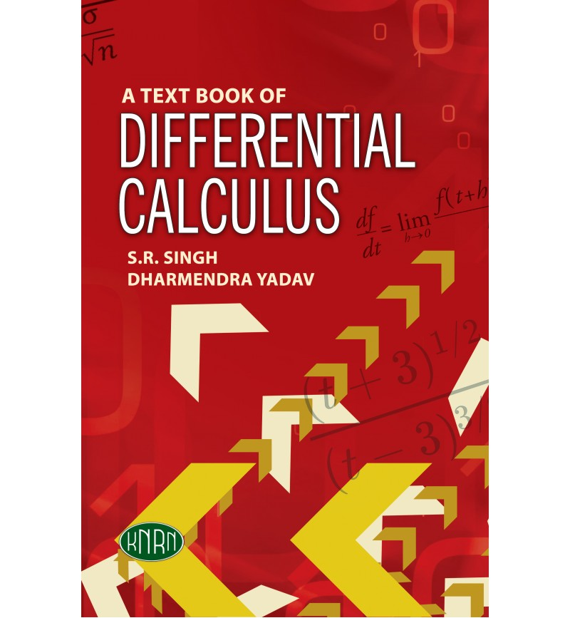 A Text Book of Differential Calculus