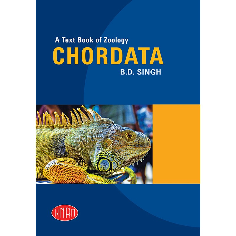 A Text Book of Zoology Chordata