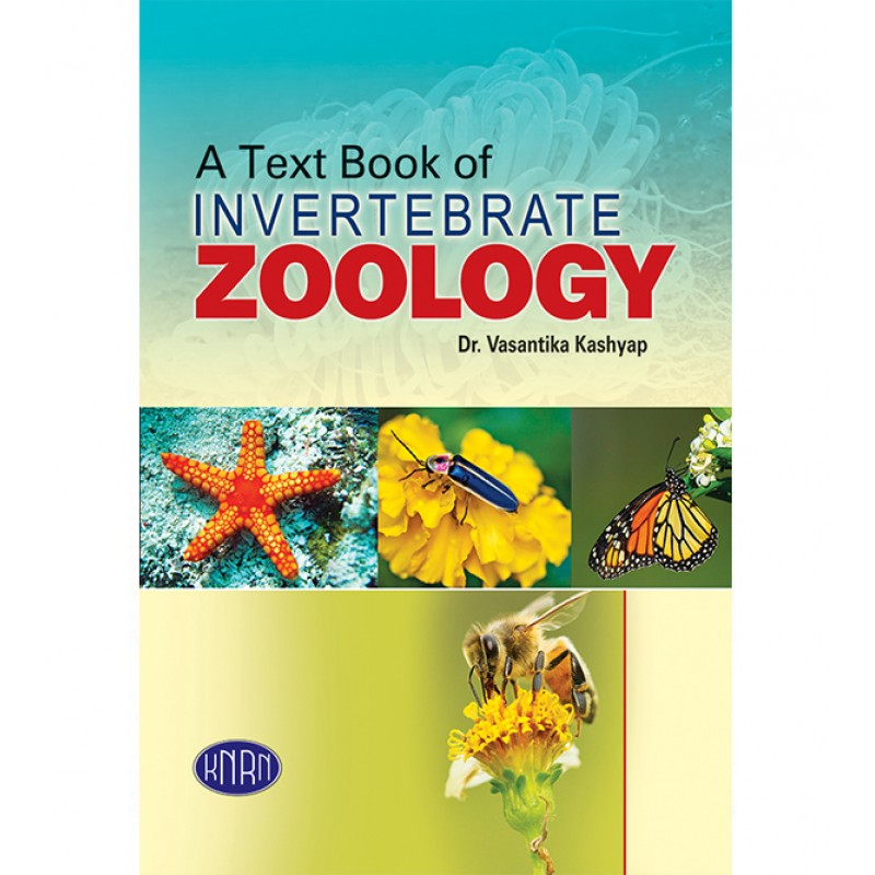 A Text Book of Invertebrate Zoology